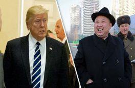ترامپ و اون این بار در ویتنام