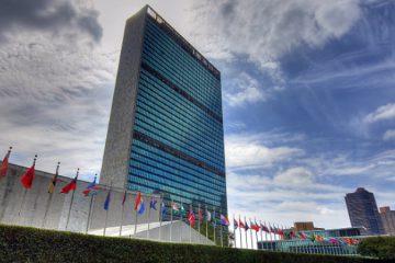 همراهان متفاوت خانم نخست وزیر در سازمان ملل/ تصویر