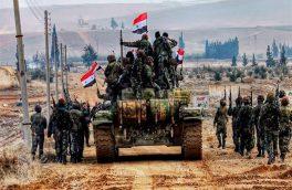 موفقیت های جدید ارتش سوریه