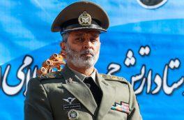 خط و نشان فرمانده کل ارتش برای اسرائیل