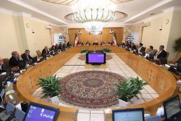 اعضای کابینه در حاشیه جلسه دولت چه گفتند ؟