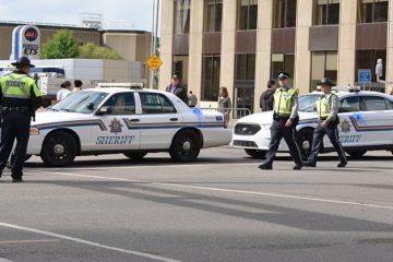 درگیری مسلحانه شدید در کانادا