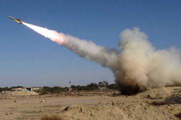 حمله موشکی حوثی ها به مواضع متجاوزان سعودی با زلزال