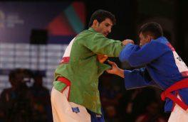 کسب مدال و خداحافظی ملی پوش کوراش ایران