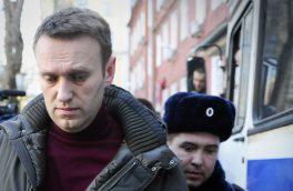رهبر مخالفان روسیه دستگیر شد