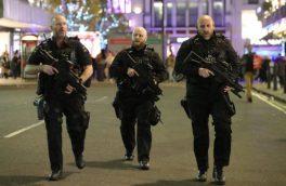 آخرین خبرها از حمله فرد ناشناس به شهروندان در لندن