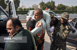 واکنش بازیگران به حادثه ترویستی اهواز/ تصاویر