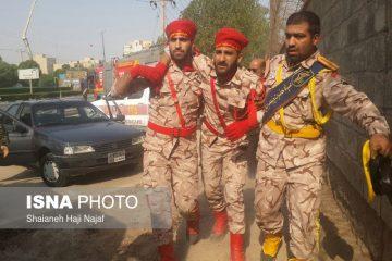 واکنش نوبخت و محسن رضایی به حادثه تروریستی اهواز
