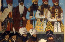 عروسی پر زرق و برق در دوران قاجار/تصویر