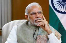 حرکت بسیار زیبای نخست وزیر هند در میان مردم/ تصویر