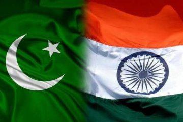 درگیری لفظی مقامات هند و پاکستان