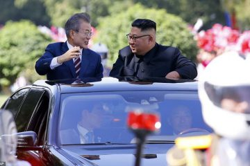 هدیه عجیب رهبر کره شمالی