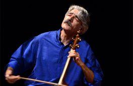 افتخار آفرینی کیهان کلهر برای موسیقی ایران