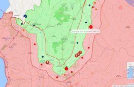 توافق ادلب از سوی تروریست ها نقض شد