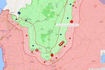 تلاش هایی وجود دارد تا تروریست ها را از ادلب به عراق منتقل کنند