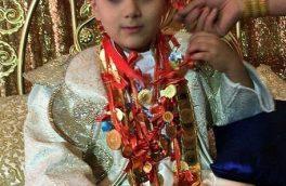 هدیه گرانبها و سوپر میلیاردی برای ختنه سوران/تصویر