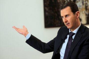 صدور فرمان عفو عمومی توسط بشار اسد