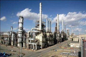 تولید روزانه ۱۷ میلیون لیتر بنزین یورو ۴ در پالایشگاه شازند
