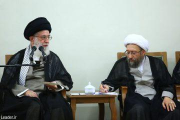 رئیس مجمع تشخیص مصلحت نظام منصوب شد