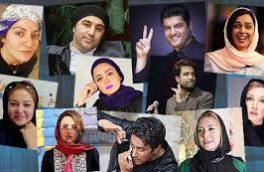 حاشیه ای بر انتشار لیست جنجالی و متلک پرانی سلبریتیها