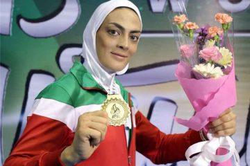 رونمایی ستاره زن ورزش ایران از تغییر چهره تازه/تصویر