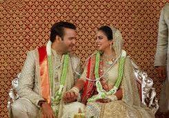 عروسی ۱۰۰ میلیون دلاری هندی با حضور بیانسه و هیلاری کلینتون و سلبریتی ها
