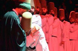 مراسم درگذشت مولانا با رقص سماء و حضور اردوغان/ تصاویر