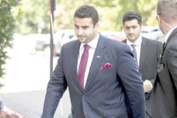 بازگشت سفیر عربستان به آمریکا