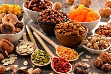 شکم خود را با خوراکی های خوشمزه کوچک کنید