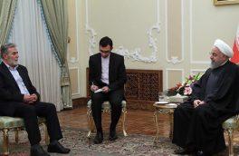 روحانی: دشمنان را در جنگ اقتصادی شکست میدهیم