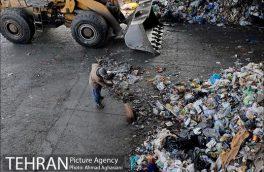 منشاء بوی بد تهران دفع زباله ها نیست!