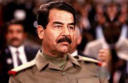 راز بزرگ صدام افشا شد