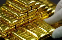 توقف قیمت جهانی طلا