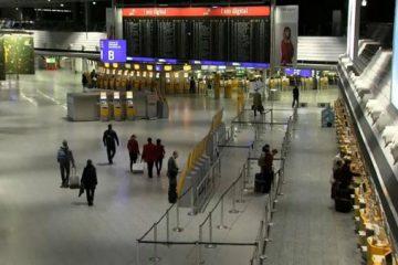 سه فرودگاه آلمان به خاطرِ اعتصابِ کارکنان، امروز تعطیل هستند