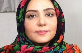 تیپ لاکچری خانم بازیگر در اکران خصوصی فیلم شهره سلطانی