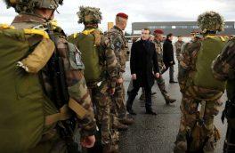 ماکرون اعلام کرد که تا پایان ۲۰۱۹ در سوریه و عراق میماند