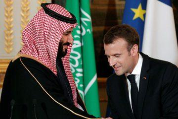 دیده بان حقوق بشر از فرانسه برای تجهیز عربستان به سلاح انتقاد کرد