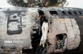 وضعیت تنها بازمانده هواپیمای ارتش