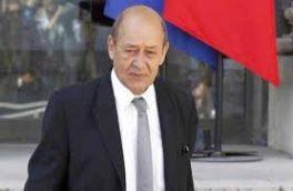 نجف میزبان وزیر خارجه فرانسه