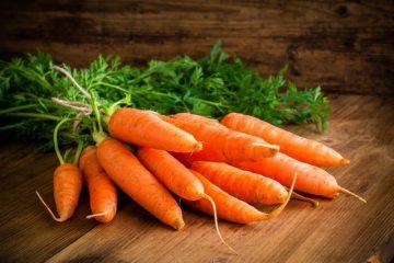 ۵ خاصیت مهم هویج