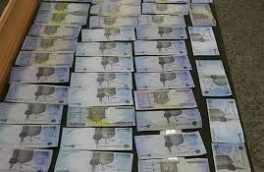 جاعلان تراول چک و دلار دستگیر شدند