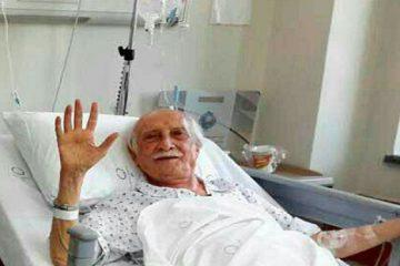 حال داریوش اسدزاده بهتر است